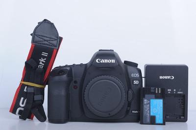 95新二手Canon佳能 5D2 单机 无敌兔 高端相机(B4269)【京】