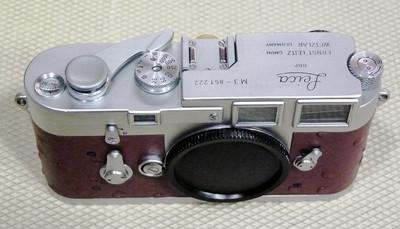 Leica/徕卡 M3 早期双拨机身