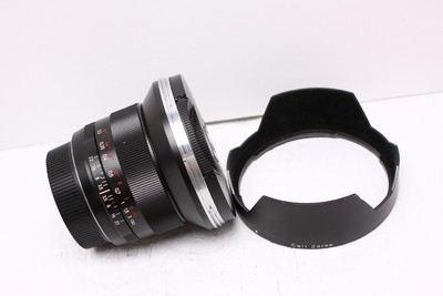 蔡司 ZE 18/3.5 佳能口 蔡司 18mmF3.5 蔡司ZE18/3.5 蔡司18/3.5