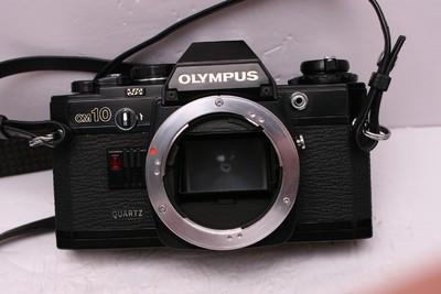 奥林巴斯OM10带奥林巴斯50/1.4 奥林巴斯50mm1.4 带原厂皮套