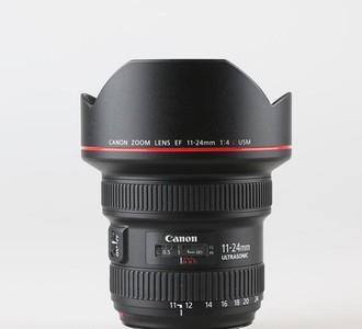 佳能 EF 11-24mm f/4L USM全画幅广角镜头