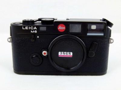 徕卡Leica M6黑色小盘