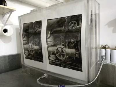 32吋 照片水洗器