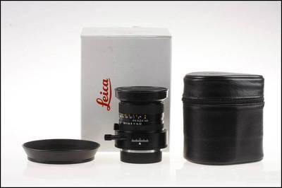 徕卡 Leica R 28/2.8 PC-SUPER-ANGULON-R 移轴镜头 带包装