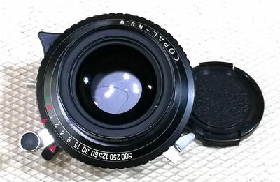 Schneider/施耐德 120/5.6 Makro-Symmar HM 蓝圈微距镜头