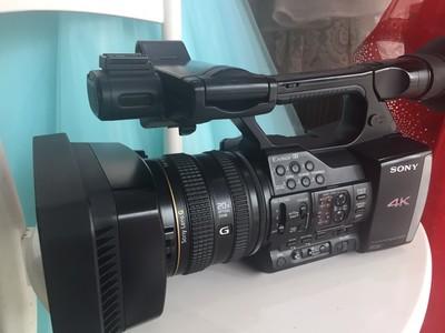 首款民用4K摄像机 索尼FDR-AX1E 低价转!