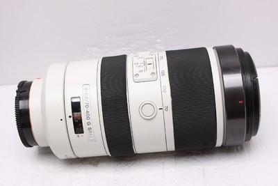 索尼 70-400/4-5.6 70-400 mmF4-5.6 G SSM II 索尼70-400 II