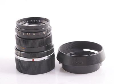 【美品】Leica/徕卡 SUMMICRON 50/2 LEITZ 初期高脚版本#HK7416