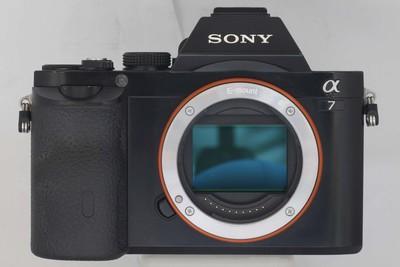 【全画幅专业数码相机】索尼 A7(NO:4587)