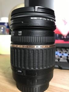 腾龙 SP AF17-50mm F/2.8(A16)佳能卡口