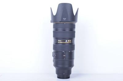 94新二手Nikon尼康 70-200/2.8 G VR II 大竹炮(B1154)【京】