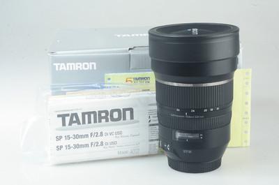 99新 腾龙 SP 15-30mm f/2.8 DI VC USD(A012)