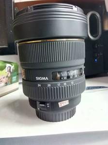 适马 12-24mm f/4.5-5.6 EX DG HSM