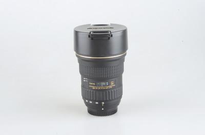 98新 图丽 AT-X 16-28mm f/2.8 PRO FX