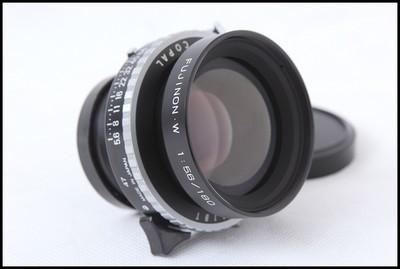 富士 FUJINON W 180/5.6 大画幅座机镜头