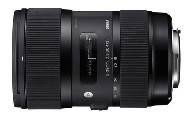 适马 18-35mm f/1.8 DC HSM ART(宾得口)(成色极新)