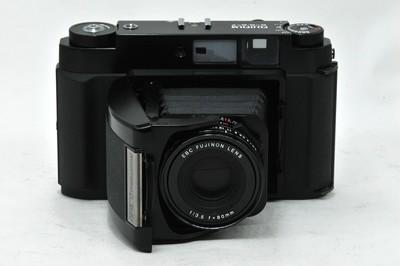 【情迷海印店】富士Fujifilm GF670 黑色(NO:2059)