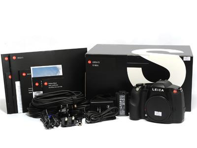 徕卡/Leica S (Typ 007) 单反数码相机 *超美品连盒*