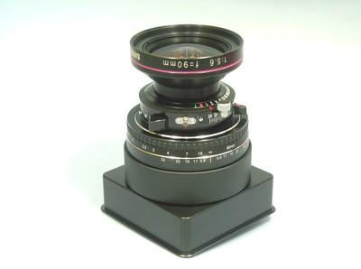 罗顿斯德 Digital 90/5.6 专业数字镜头 for ALPA 可跨平台使用