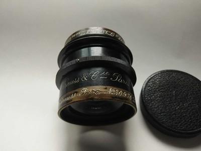 大画幅 Krauss-Paris Protar 350mm/12.5