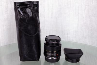 Leica SUMMICRON R 35 2 E48版、带原厂遮光罩,重金属玻璃!