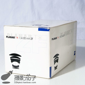 98新蔡司 Planar T* 85 f/1.4 ZF尼康口#1261[支持高价回收置换]