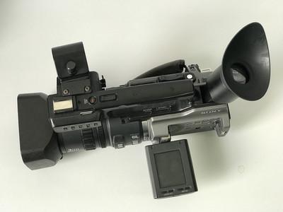 索尼3CCD专业摄像机  DSR PD190P  天津福润相机