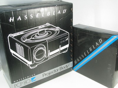哈苏 HASSELBLAD 中画幅终极 幻灯机PCP 80 全新样品