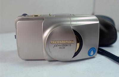 奥林巴斯μ[mju:]ZOOM115 自动胶片照相机