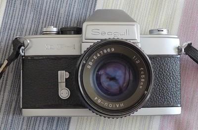 海鸥DF-1胶片相机 135单反