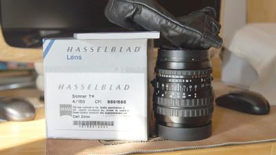 Hasselbald Sonnar 150mm f/4 CFi