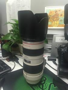 佳能 EF 70-200mm f/2.8L USM(小白)送B+W超薄UV