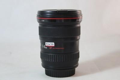 93新二手 Canon佳能 17-40/4 L USM 广角镜头(T2459)【津】