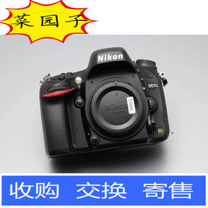 Nikon 尼康 D610 全画幅 单反机身 成色很不错
