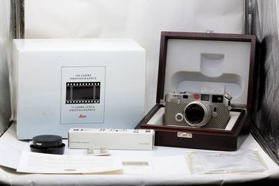 【情迷海印店】徕卡 M6+50/1.4 E43 75周年 白金版 第15台
