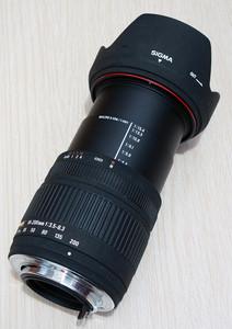 适马 18-200mm f/3.5-6.3 DC 宾得卡口