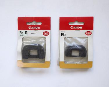 佳能原装 Eb 眼罩 5D2/6D/80D用 佳能 Ec-II 眼罩 佳能1D系列用