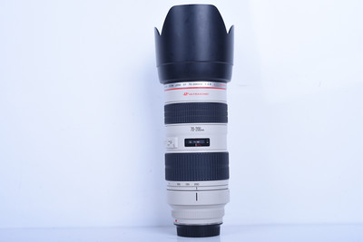 11新二手Canon佳能 70-200/2.8 L 小白变焦镜头(B3622)【京】