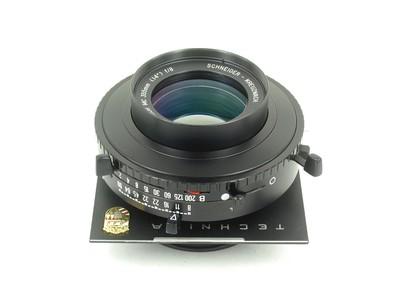 大画幅 8X10 终极名镜 瑞士产 金点 达戈 Dagor 355/8 极上品