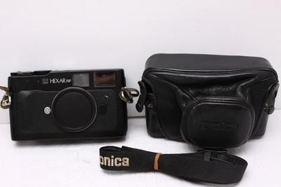 柯尼卡 KONICA RF 柯尼卡RF 徕卡M口机身 旁轴相机 带原厂皮套