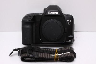 佳能EOS3 佳能 EOS3 佳能 EOS 3 佳能单反胶片相机 98新