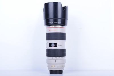 90新二手Canon佳能 70-200/2.8 L IS USM小白IS(B2507)【京】