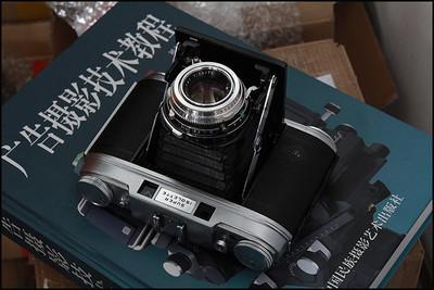 爱克发SUPER ISOLETTE 6X6折叠相机