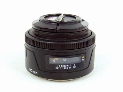 玛米亚645用AF 80/2.8