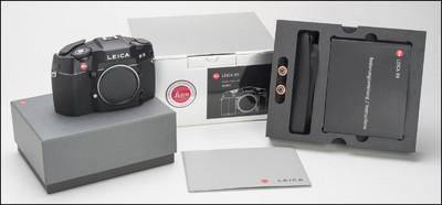 徕卡 Leica R9 炭灰色 135旗舰型 新品未使用品