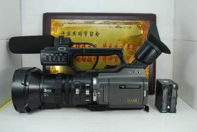 索尼 DSR-PD190P 专业摄像机 mini DV 卡带 磁带 录像机