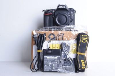 95新二手Nikon尼康 D610 单机 快门12900多次(B8132)【京】