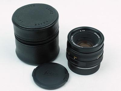 徕卡LEICA  R  50mm/f2  ROM  新同品!E55 已售