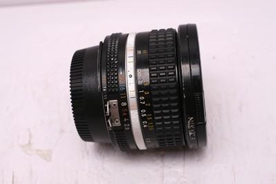 尼康 AIS 20/2.8 NIKON 尼康 AIS 20mm2.8 手动头 尼康20/2.8
