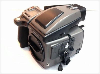 哈苏 Hasselblad H3DII-50 数码机身 快门仅3600次